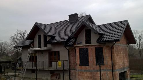 Usługi Budowlane Krzysztof Pawlik - Konstrukcje Dachowe Drewniane Minoga