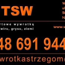 TWS Waldemar Strzyżewski - Maszyny budowlane Świdnica