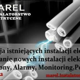 Marel Instalatorstwo Elektryczne Marek Winiarski - Instalacja Oświetlenia Radom