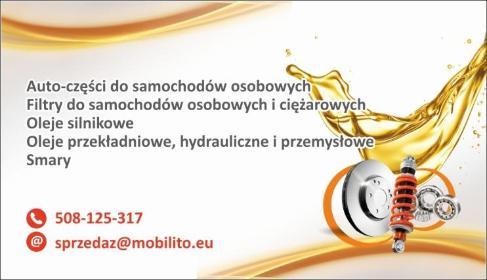 MOBILITO Danuta Siedlaczek - Dla przemysłu drzewnego Bielsko-Biała