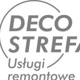 DECO STREFA Sebastian Rum - Malowanie elewacji Łącznik