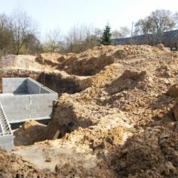 Nadzór geologiczny na budowie