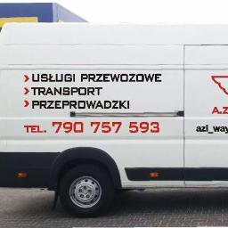 A.Z.I. WAY Anna Zinovieva - Przeprowadzki międzynarodowe Wroclaw
