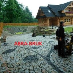 Abra - Budowa dróg Mosina