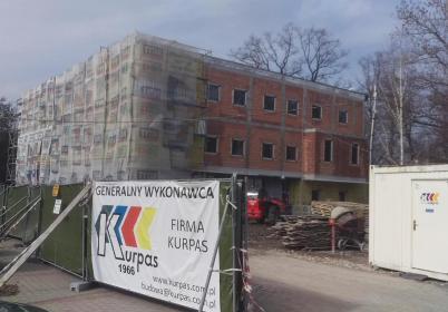 """""""Kurpas G & A"""" T. Kurpas Sp. j. - Domy z keramzytu Mikołów"""