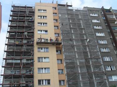 DAN-BUD Firma Ogólnobudowlana, Montaż Rusztowań - Firmy budowlane Rybnik