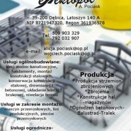 Przedsiębiorstwo Budowlane EFEKTOPOL A.Pociask - Firma Dekarska Dębica