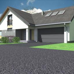 Projekty domów Gliwice 4