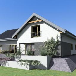 Projekty domów Gliwice 6