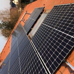 Electric Sun - Montaż ogrodzenia Lubkowo