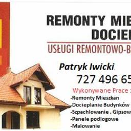 Patryk Iwicki - Ocieplanie Pianką PUR Koronowo