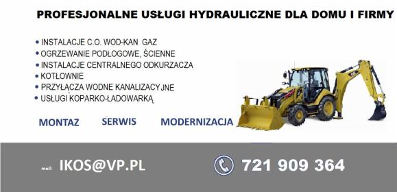 IKOS SP Z.O.O - Gazownik Żyrardów