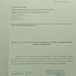 Simply S.C. - Programista Łódź
