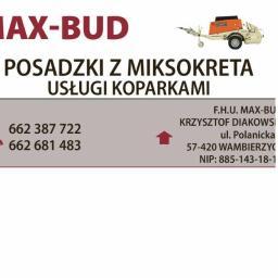 Max-Bud - Elewacje Radków Kłodzki