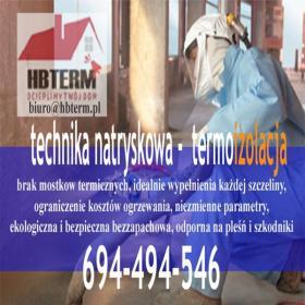 HBTERM - Ocieplanie Pianką PUR Bielsko-Biała