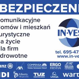 Agencja Ubezpieczeniowa In Vest - Ubezpieczenie samochodu Myślenice