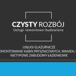 Czysty Rozbój Usługi remontowo budowlane - Ekipa Remontowa Woźniki