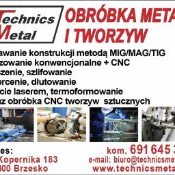Technics Metal - Tokarz Brzesko