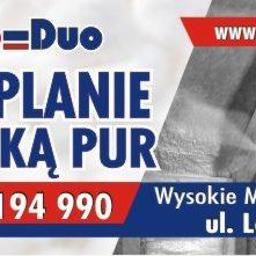 Firma DUO Dobkowski Andrzej - Izolacja Pianką Wysokie Mazowieckie