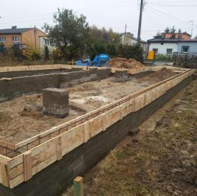 MBS-BUD - Fundament Grodzisko
