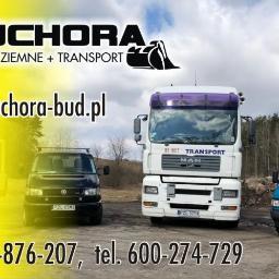 Zakład Usług Budowlano-Handlowych Leon Suchora - Bramy wjazdowe Łąkie