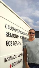 F.H.U. Kisio Krzysztof - Remont łazienki Bytom