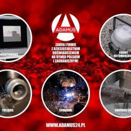 Adamus Rotomoulding - Wzornictwo Przemysłowe Niepołomice