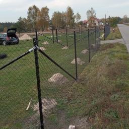 Montaż ogrodzenia Włocławek 9
