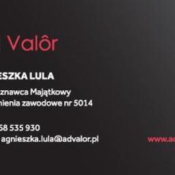 Ad Valor Agnieszka Lula - Agencja nieruchomości Zawonia