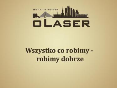 OLaser - Ekipa budowlana Warszawa