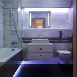 Kompleksowe wykończenie łazienki