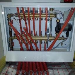 Elektryka Ogrzewanie Wentylacja Gaz - Instalacje sanitarne Wągrowiec