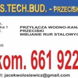 PP.INS.TECH.BUD.-Przeciski - Instalacje sanitarne Białystok