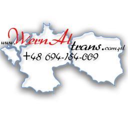 Usługi przewozowe WERNAL TRANS - Firma transportowa Chorzów