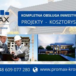 PROMAX Karol Wróbel - Kierownik budowy Krosno