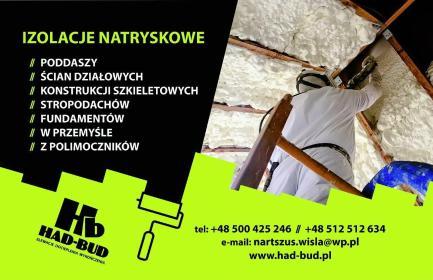 Krzysztof Haduch - Elewacje i ocieplenia Kozakowice dolne