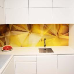 Aranżacja wnętrza kuchni na ul. Słonecznej
