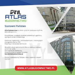 Atlas Budownictwo - Kosztorysy, ekspertyzy Warszawa
