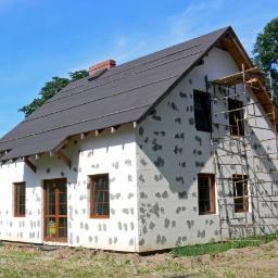 Uslugi transportowe i budowlane piotr duczek - Ocieplanie budynków Rzepin