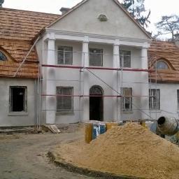 Domy murowane Nowy Targ