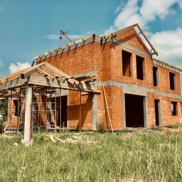 budowa domu w stanie surowym otwartym - TUROWICE