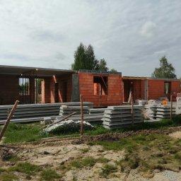 Domy murowane Serock 10