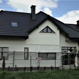 Domy murowane Serock 55