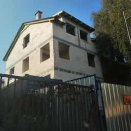 Budowa budynku usługowego - Warszawa Wesoła