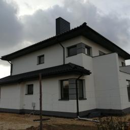 budowa domu jednorodzinnego.