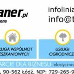 TopCleaner - Ogrodnik 艁ód藕