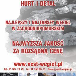 NEST Paliwa Paweł Kowalczyk - Ekogroszek Szczecin
