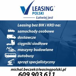 Leasing Polski - Leasing Dla Nowych Firm Gdańsk