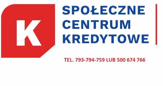 Społeczne Centrum Kredytowe - Kredyt dla firm Siedlce