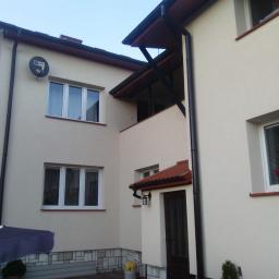 dachy - Tynkowanie elewacji Tarnogród
